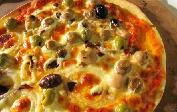 Elige la pizza que más te guste