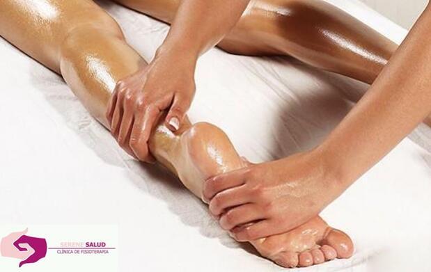 Tratamiento para piernas cansadas