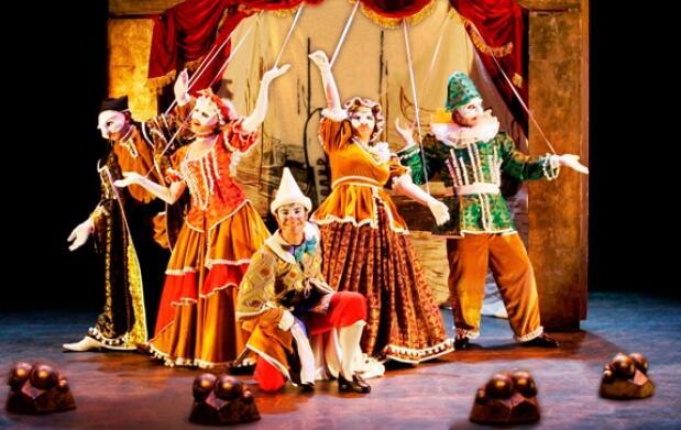 'Pinocho, un cuento musical'  12.00 h