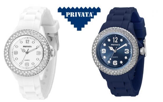 Reloj Candy Swarovski (Color blanco)