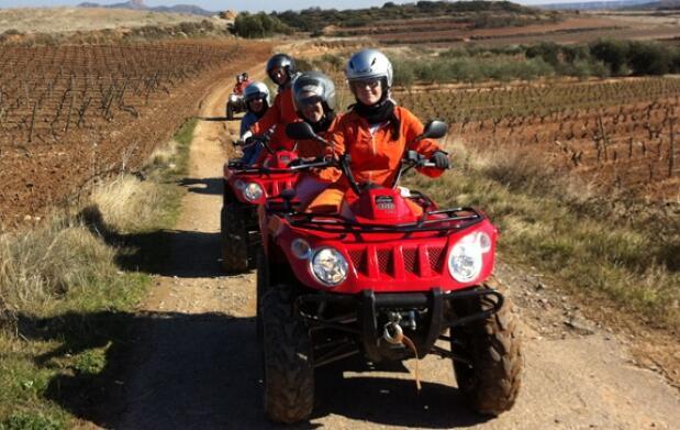 Descubre La Rioja en Quad
