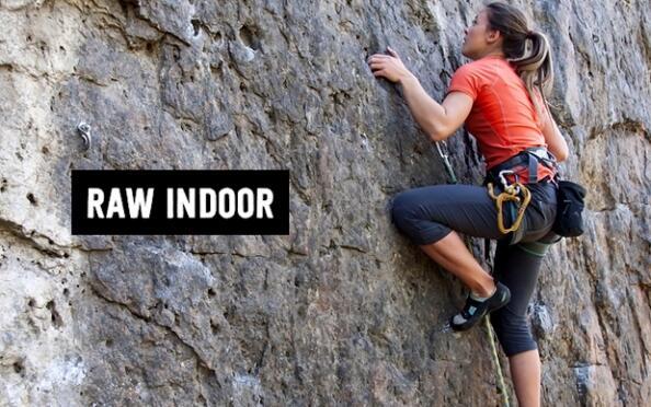 Escalada, aventura y diversión con Raw Indoor
