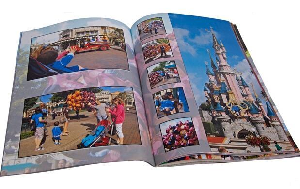 Fotorevista de 16 ó 36 páginas