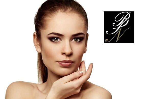 Tratamiento facial con polvo de diamante en Blanco Satén