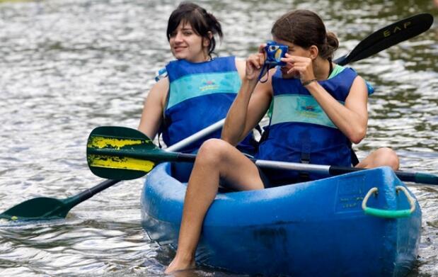 Descenso del Sella en canoa con Picnic