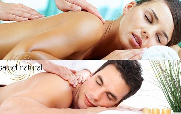 Regálate un masaje a elegir
