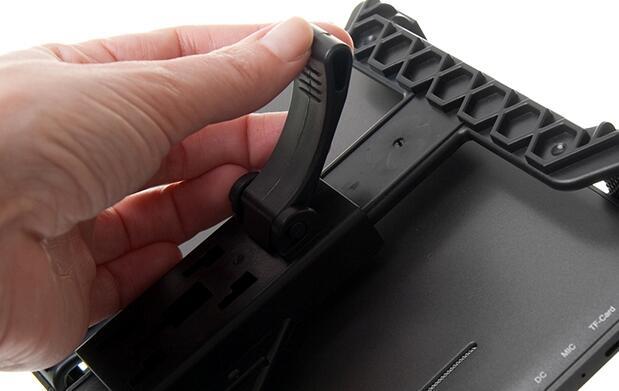 Soporte de Ipad o Tablet para el coche