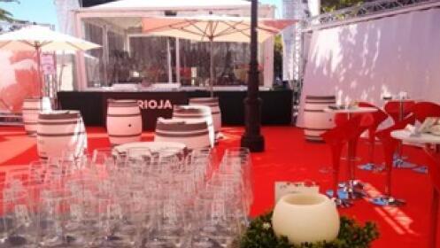 Los mejores Gin Tonics en la terraza de Diario La Rioja