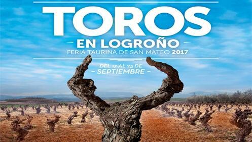 Corrida de toros mixta 19 septiembre, Logroño