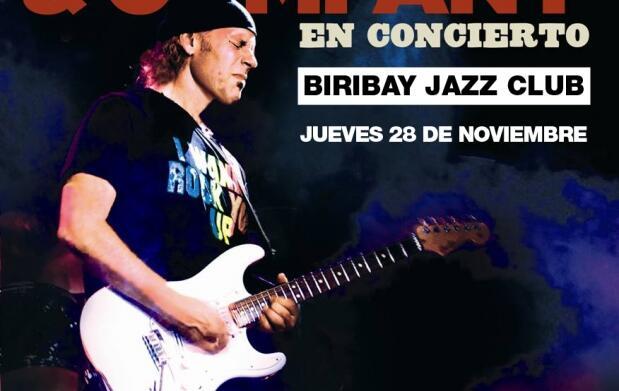 Vargas Blues Band & Company en concierto