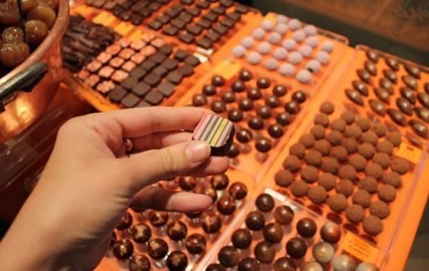 Taller de chocolate en familia