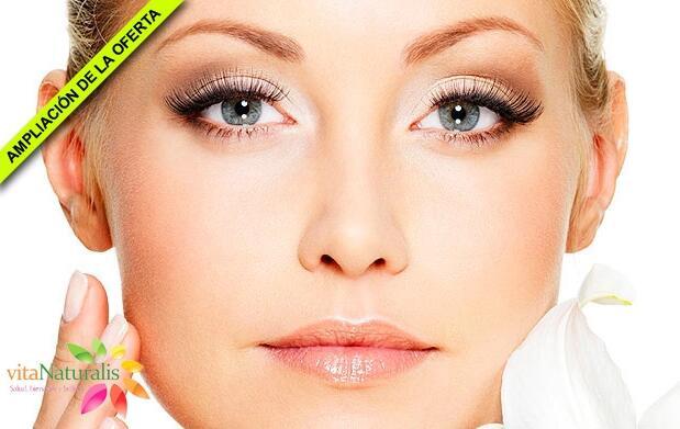 Tratamiento facial con ultrasonidos