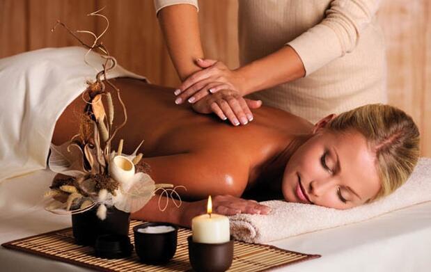 ¡Elige el masaje que quieras!