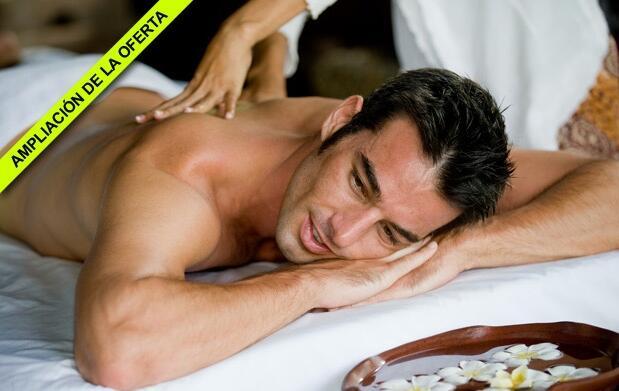 Tú decides qué masaje quieres