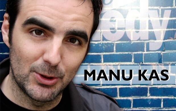 Monólogos de humor con Manu Kas