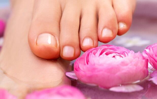 Luce pies con pedicura spa