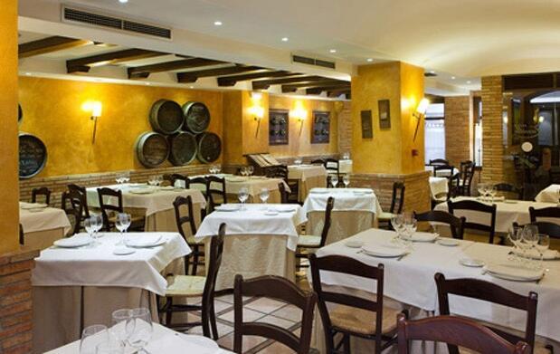 Menú de otoño en Restaurante El Zarcillo