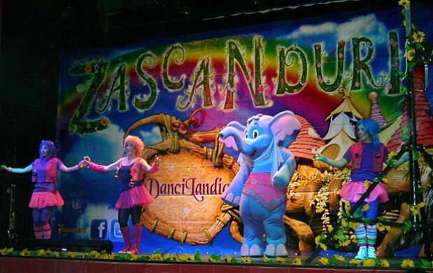 Entradas para Zascanduri