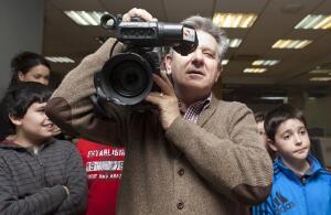 4ºA del Bretón de los Herreros visita la Multimedia de Diario LA RIOJA