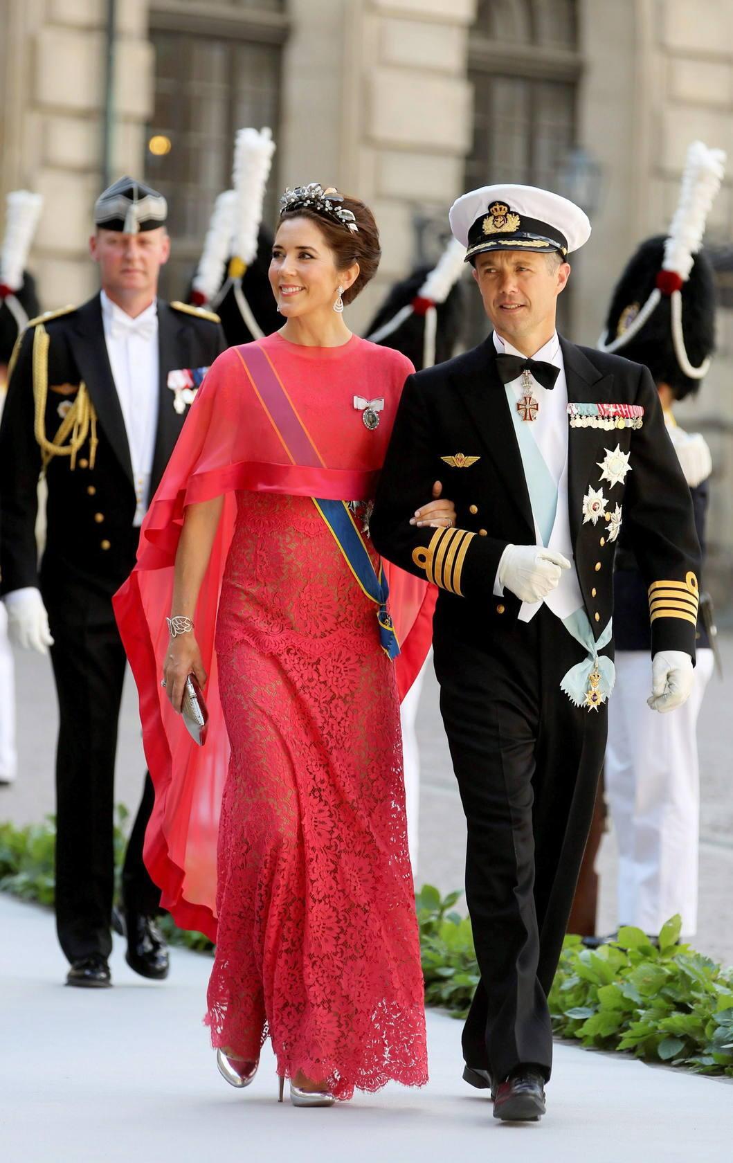 Duelo de elegancia en la boda de Magdalena de Suecia
