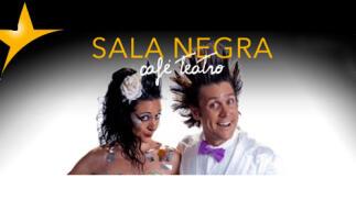 Juanjo Barón de 'Bam bam' teatro canalla en Sala Negra Café Teatro