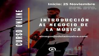 Curso Online Introducción al Negocio de la Música