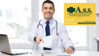 Certificado médico-psicotécnico para diferentes permisos
