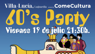 60's PARTY by VILLA-LUCÍA