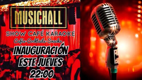 Musichall, disfruta del mejor ambiente en el nuevo karaoke de Logroño