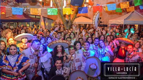 ¡TEX-MEX PARTY by VILLA-LUCÍA!