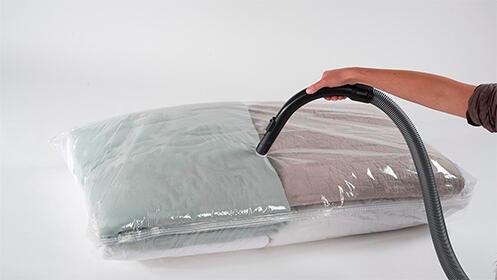 Pack 10 bolsas de vacío para aspirador Protentop