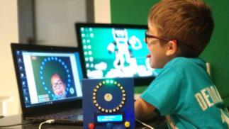 Curso de programación online con clases en directo para niñ@s y jóvenes de 6 a 16 años