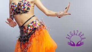 1 mes de bollyfitnes, bellyfitnes, bhangra, danza del vientre o bollywood