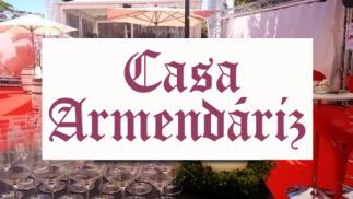 Terraza San Mateo 25 de septiembre: Casa Armendáriz