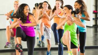 Ponte en forma en Algazara, diviértete haciendo ejercicio. Elige tu actividad
