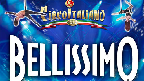 Entradas para el Il Circo Italiano 28 septiembre. En ZONA VIP