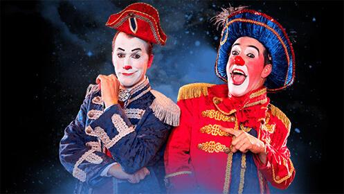 Entradas para el Il Circo Italiano 27 septiembre. En ZONA VIP