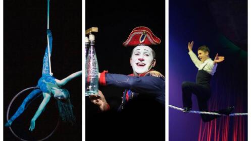 Il Circo Italiano 28 septiembre en Logroño. PRECIO ESPECIAL