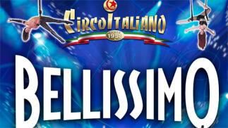 Entradas Il Circo Italiano 21 septiembre. BUTACA PREFERENTE