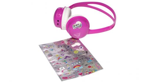 Auriculares Bluetooth Denver para niños