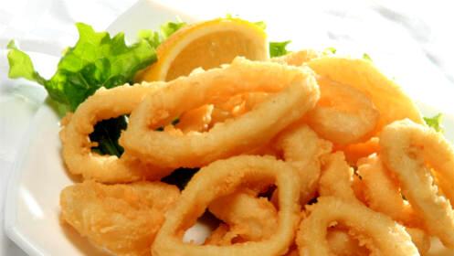 Ración de calamares caseros + 2 consumiciones en Bar Kebel