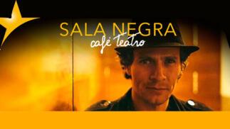 'Monologos con Carlos Ortiz: CAOZ' en Sala Negra Café Teatro