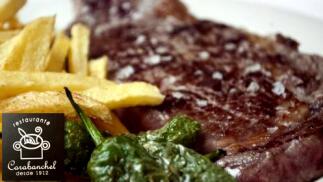 Prueba el delicioso menú de Restaurante Carabanchel