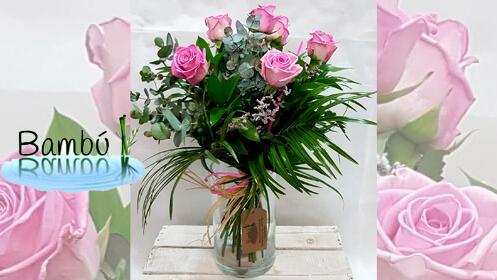 Regala flores por el día de la madre, ¡le encantarán!
