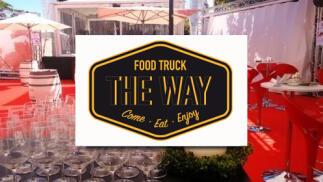 Terraza San Mateo 26 de septiembre: Food truck THE WAY