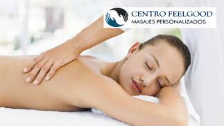 1, 3 ó 5 sesiones de masaje a elegir. 100% Relax