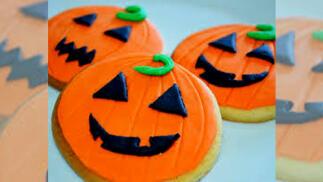 Taller de galletas 'fantasmarricas' para niños el 31 de octubre