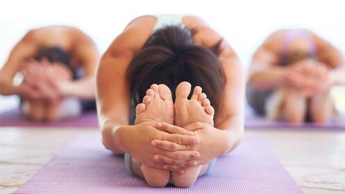 Descubre el Yin yoga, relaja tu cuerpo y tu mente