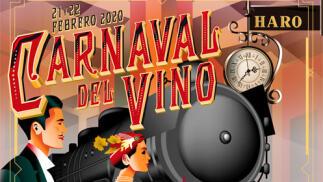 Disfruta del Carnaval del Vino de Haro 2020