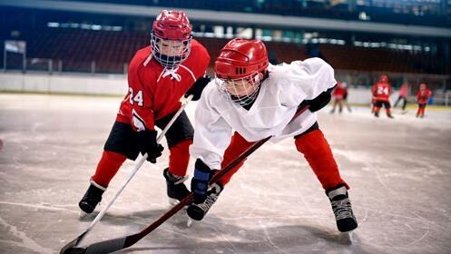 Curso de hockey para niñas y niños de 5 a 12 años